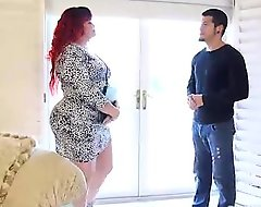 Redhead pawg marcy diamond copulates juvenile ally