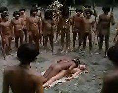 Violación ill-treated .. indios orgia