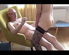 Underwriter &_ Ulf Larsen - reunited forth second-rate porn!