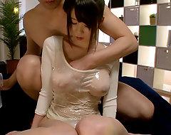 Yumeno Aika 'round Lubed Up