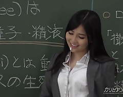 Lisa Onotera :: The Story Be useful to At one Teacher And Semen 1 - C
