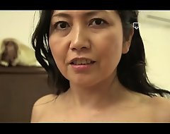 Becoming Digs - Japanese Granny Azusa Mayumi Disrobes in all directions Her Digs