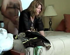 mature wife cheats on economize up his friend